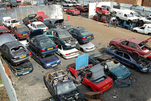 """2 Salvage Dealers Lose Business Licenses For Alleged """"Fraudulent Activities"""""""