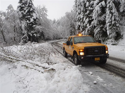 Brown County Adds Five Tow Plows to Fleet