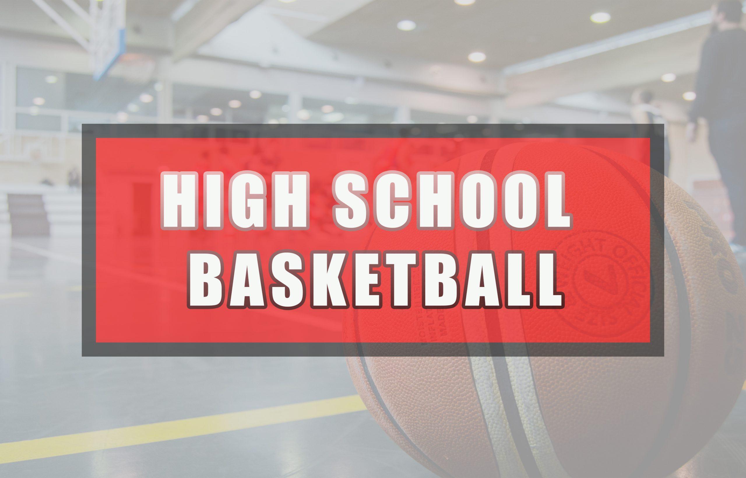 High School Basketball Schedule for Saturday