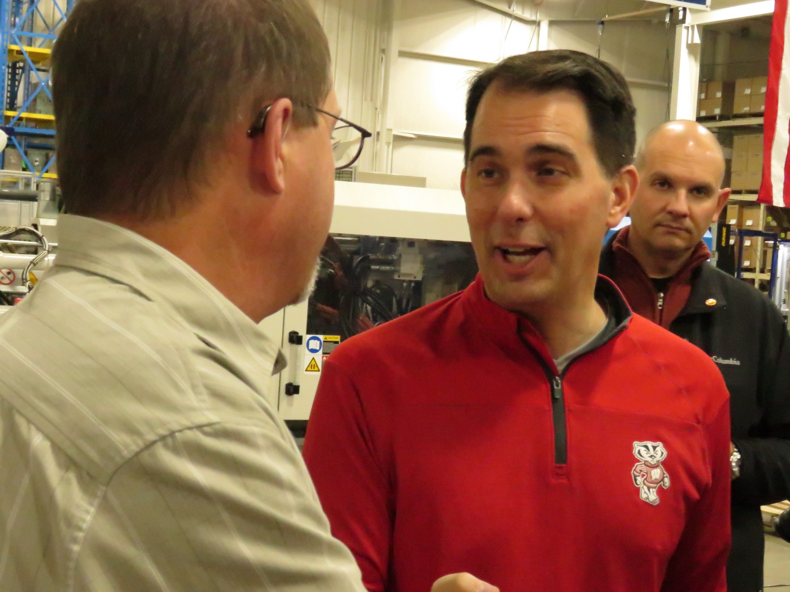 Walker: Would Guarantee Insurance For People With Pre-Existing