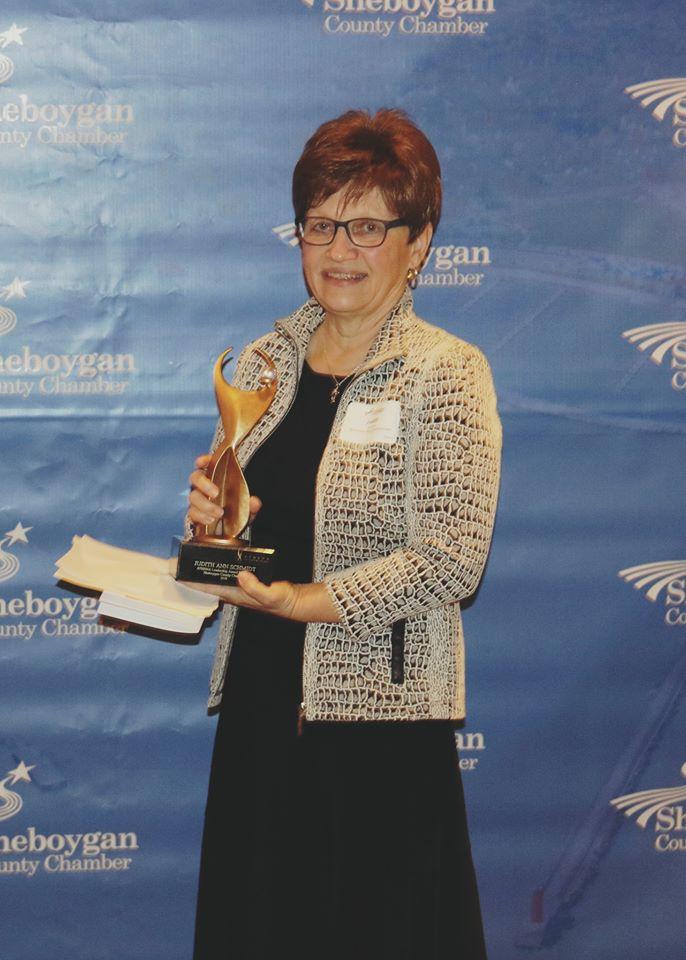 2018 Athena Leadership Award Winner Announced
