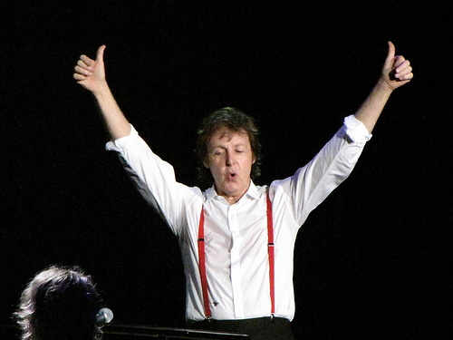 Paul McCartney To Perform Concert At Lambeau Field