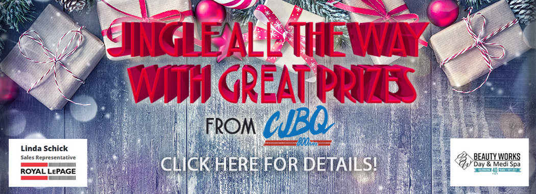 Feature: https://www.cjbq.com/contest-jingle-all-the-way-with-great-prizes/