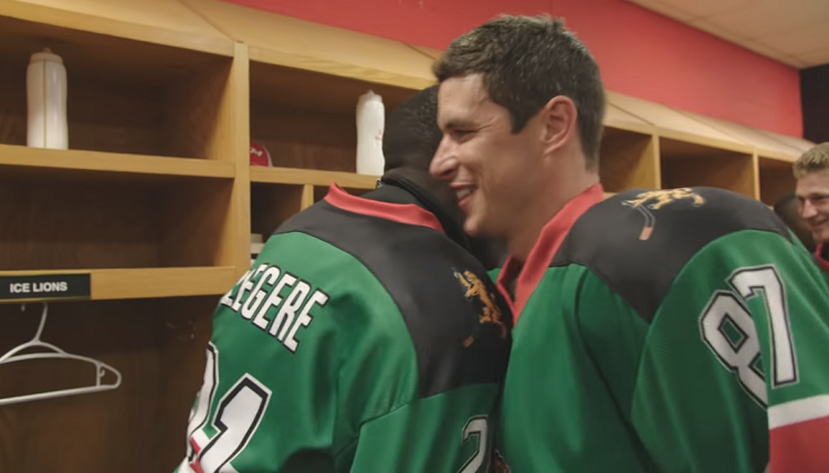 Tim Hortons Flew A Hockey Team From Kenya To Canada So They Would Have Someone To Play Against