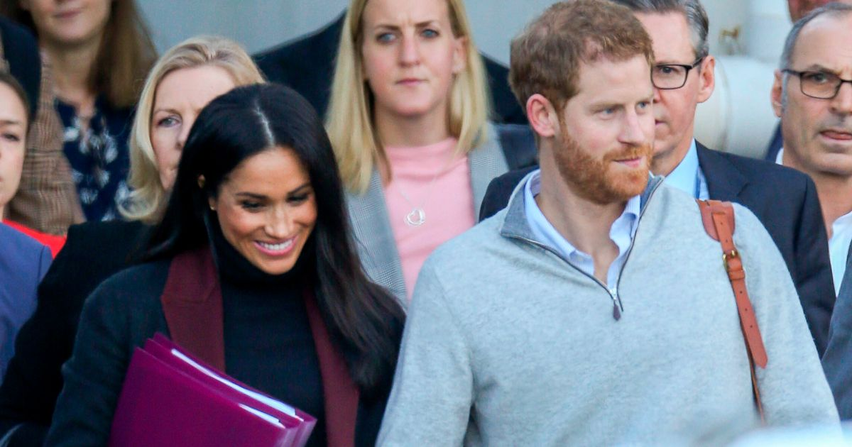 Prince Harry and Duchess Meghan Are Expecting