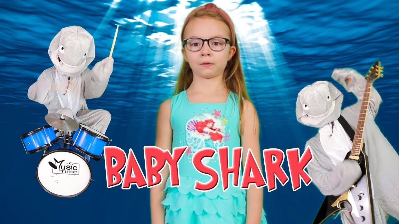 """This Metal Cover of """"Baby Shark"""" Will Be Stuck in Your Head All Day"""