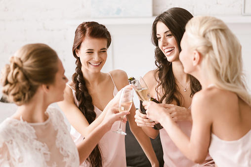 This Bridezilla Made Her Friends Compete to Be in Her Bridal Party