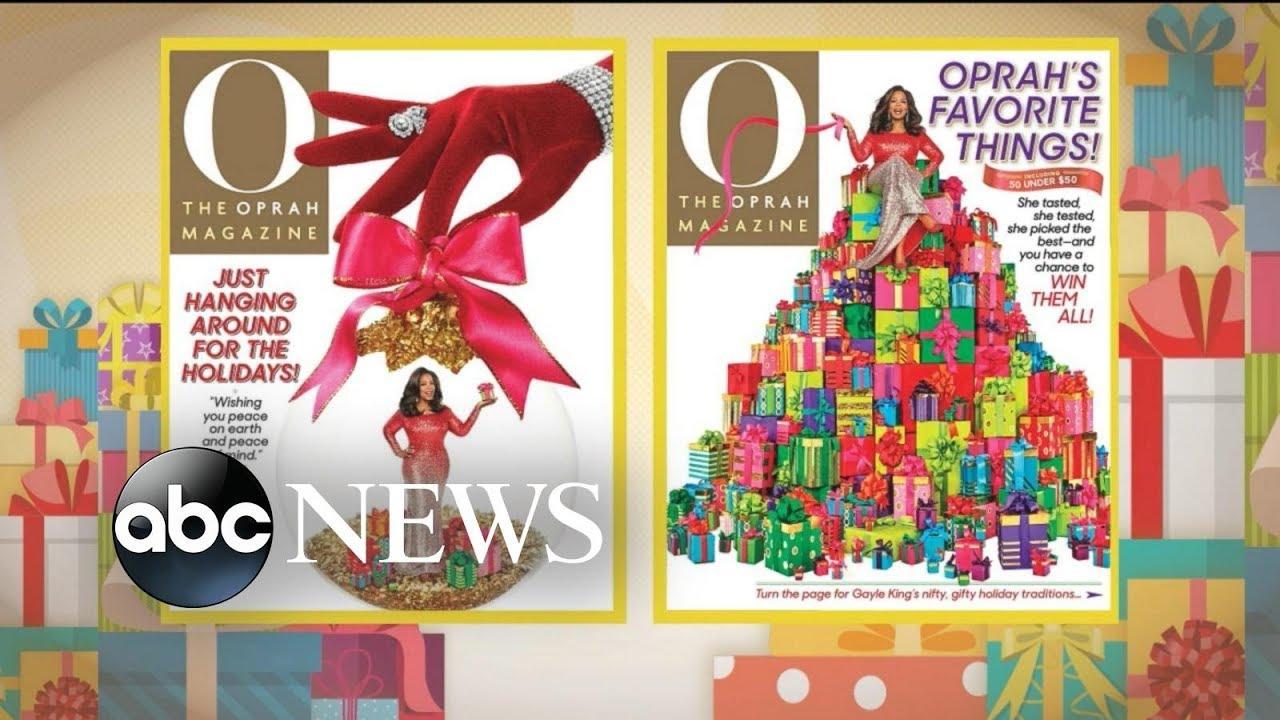 """Oprah's """"Favorite Things"""" Include $168 Adult Onesies"""