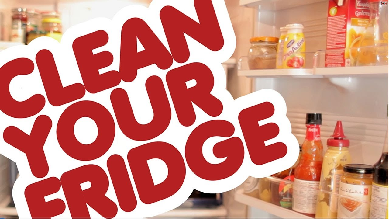National Clean Out Your Fridge Day Is Today!