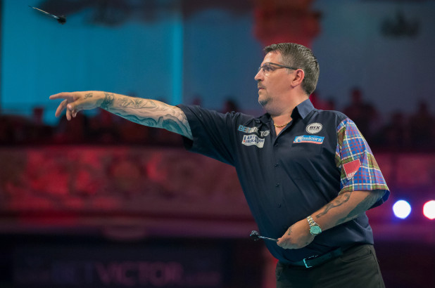 Darts Players Throw Flatulence Accusations