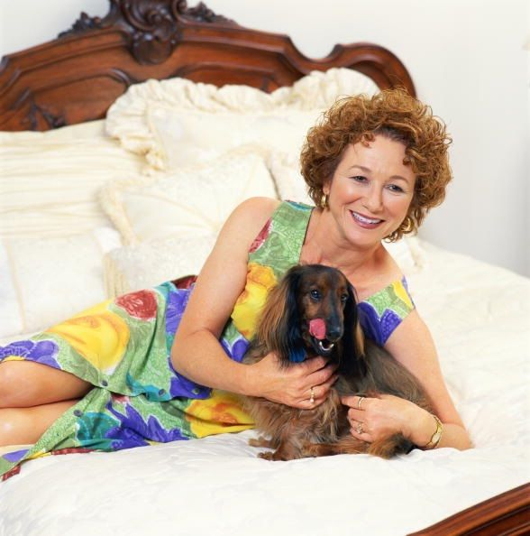 Women Sleep Better with a Dog in Bed Than a Person