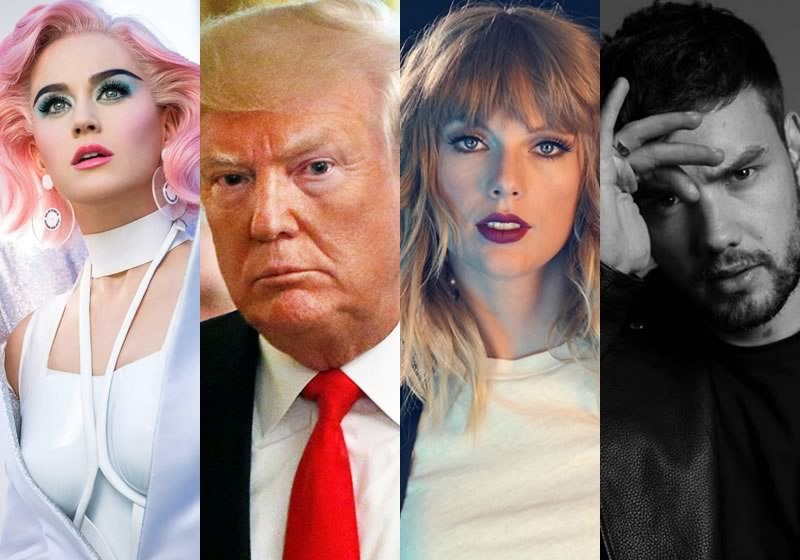 Who's The Most Influential Man & Woman On Twitter In 2018?