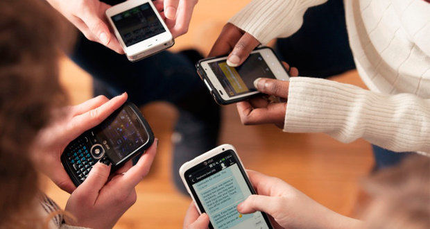 Five Most Annoying Things People Do When They're Texting