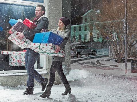 When Do You Do Your Christmas Shopping?