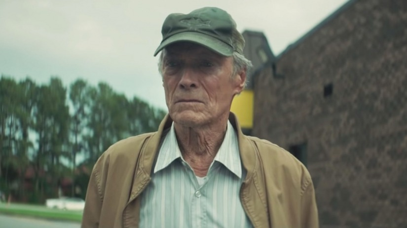 The Mule  with Clint Eastwood out in theatres tonight!