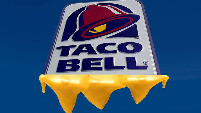 Taco Bell Is Putting Up A Billboard That Will Dispense Unlimited Nacho Cheese