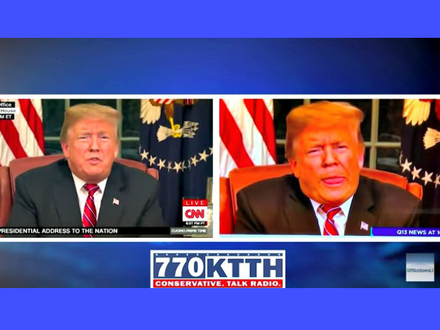 Seattle TV Station Editor Fired After Airing Altered Trump Video