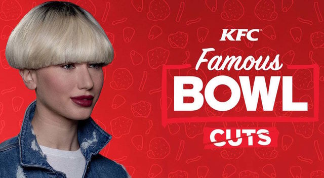 KFC Is Giving Out Free Bowl Cuts