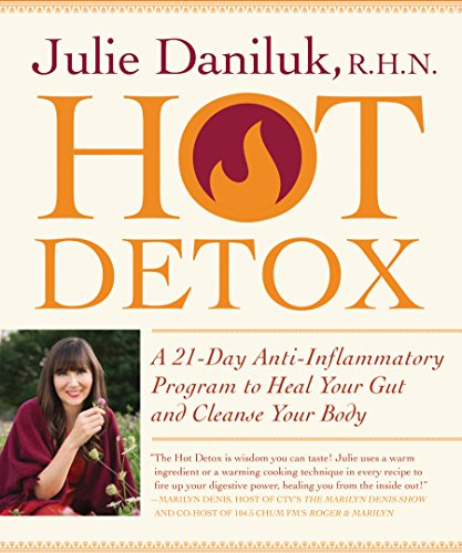 Nutritionist and Author of Hot Detox, Julie Daniluk joins Mix97 Morning Show