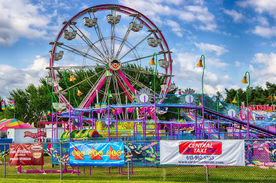 Advanced midway tickets on sale for Belleville Waterfront Festival