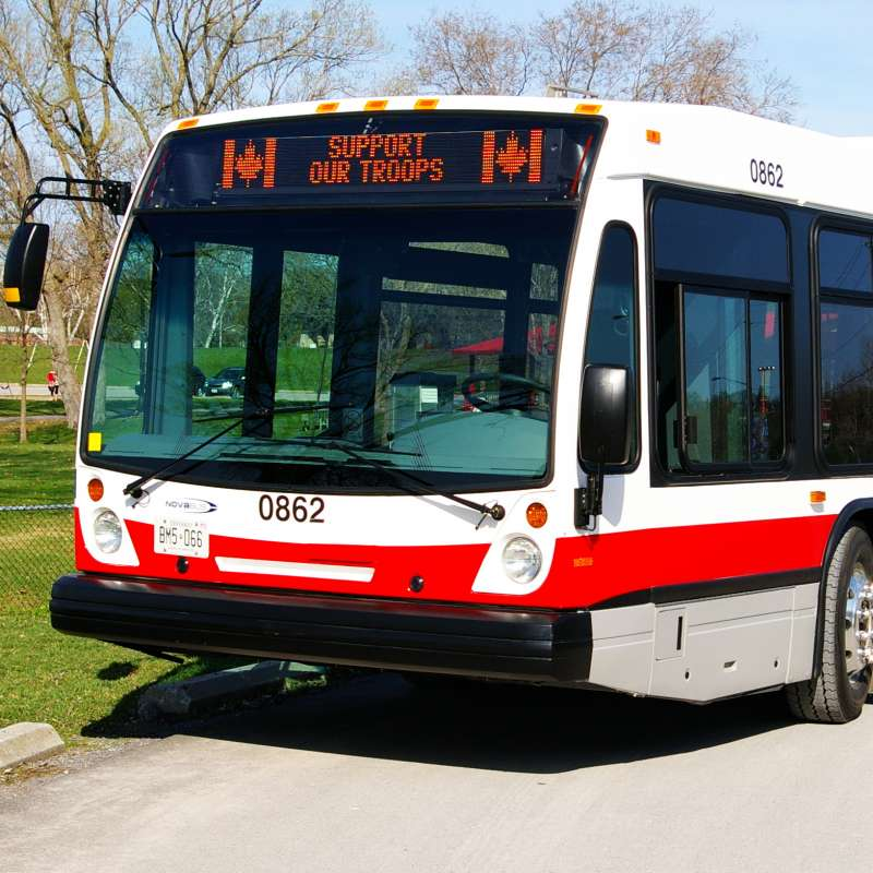 Bus service to Bell Boulevard in the works