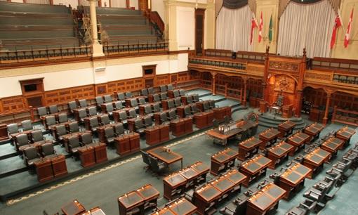 Local reaction to Ontario throne speech