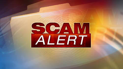 Woman defrauded by lottery scam