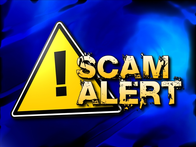 Scam costs local resident
