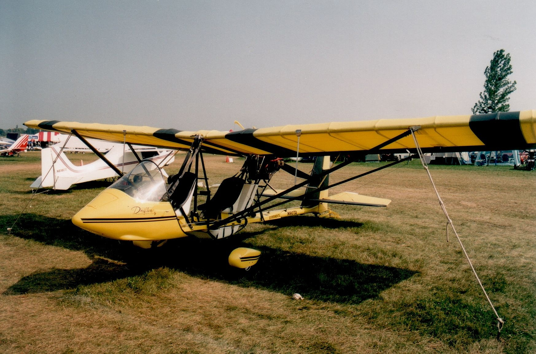 Kingston area plane crash