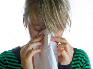 Sniffles and coughs prevail in emergency rooms