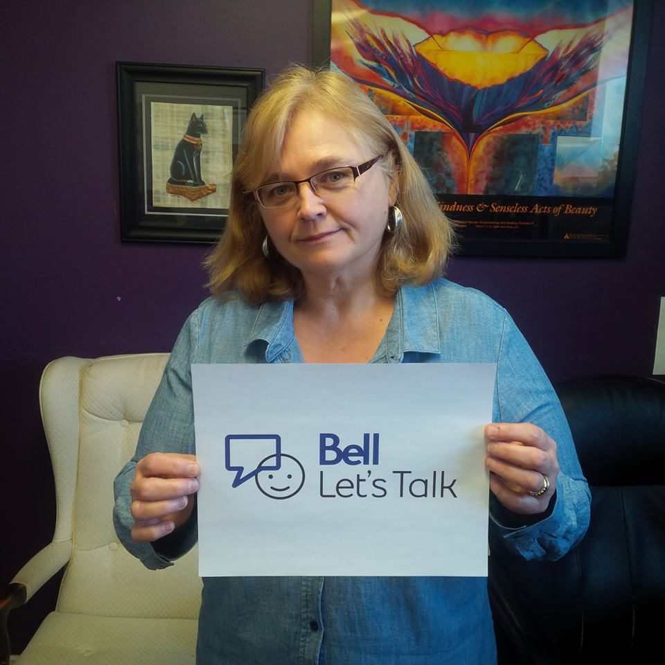 Bell Let's Talk day looks end mental health stigma through communication