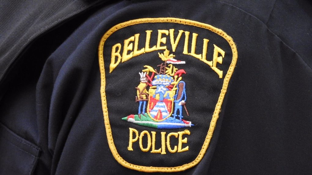 Stolen vehicle in Belleville