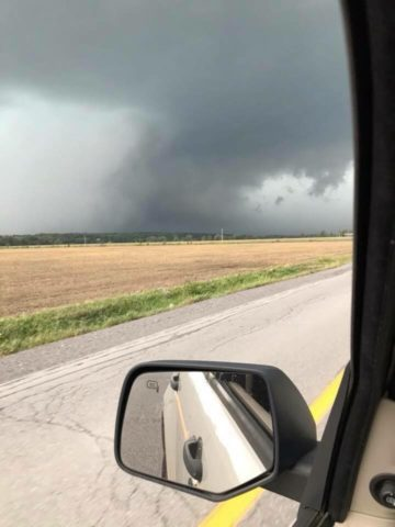 CORRECTION: Kingston man's death linked to storm, but not Ottawa tornado