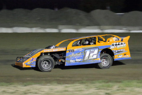Hot cars at Brighton Speedway