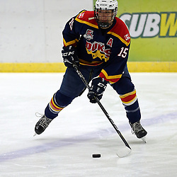 Dukes pot 11 in rout of Voyageurs, G-Hawks battle to tie