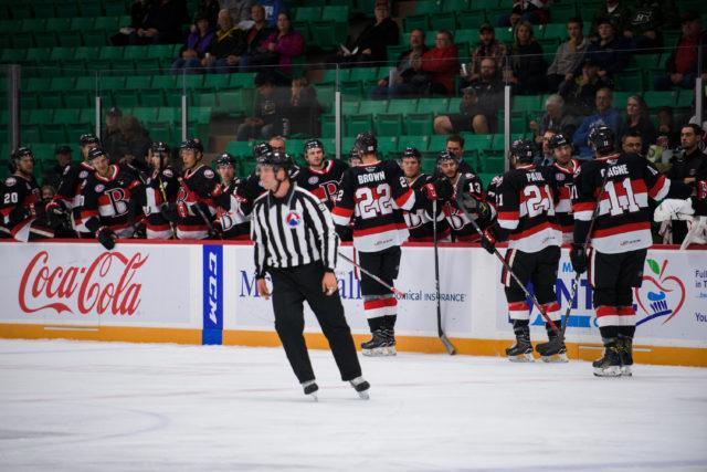 B-Sens sweep preseason double header with Laval