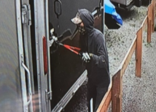 PHOTOS: Info wanted in Cobourg B & E