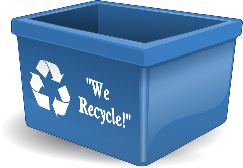 Recycling schedule adjustments