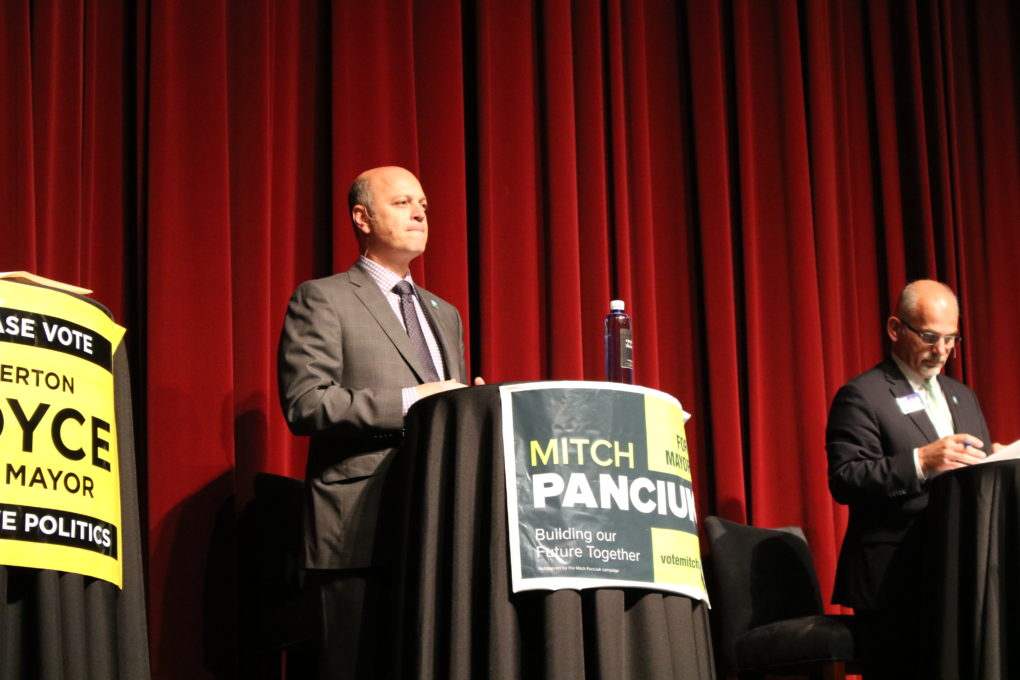MEET THE CANDIDATES: Mitch Panciuk
