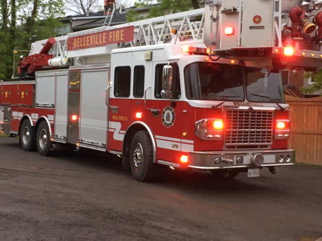 Learn about fire prevention in Belleville