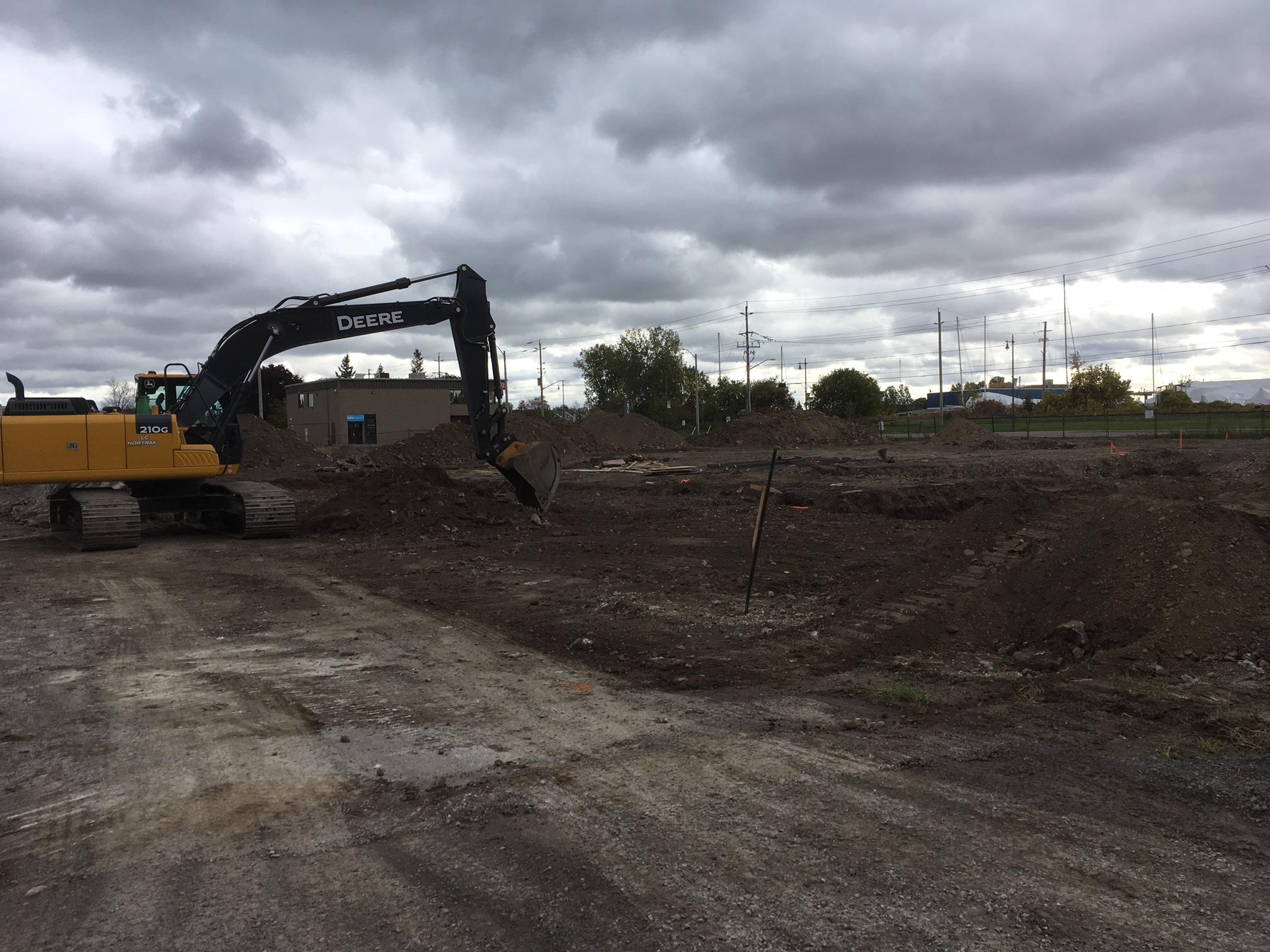 Retirement residence planned along Dundas West