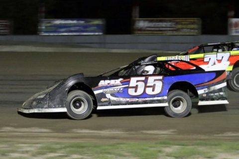 "Newcomers make ""Victory Lane"" at Brighton Speedway"