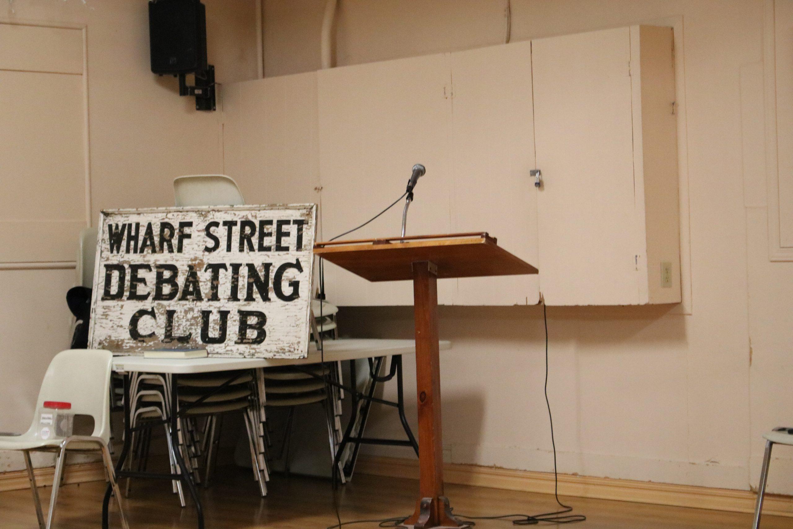 Candidates trade jabs at 103rd Wharf Street Debate