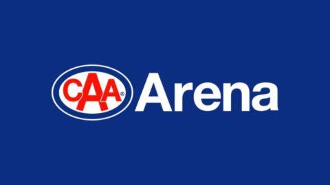 Yardmen Arena renamed