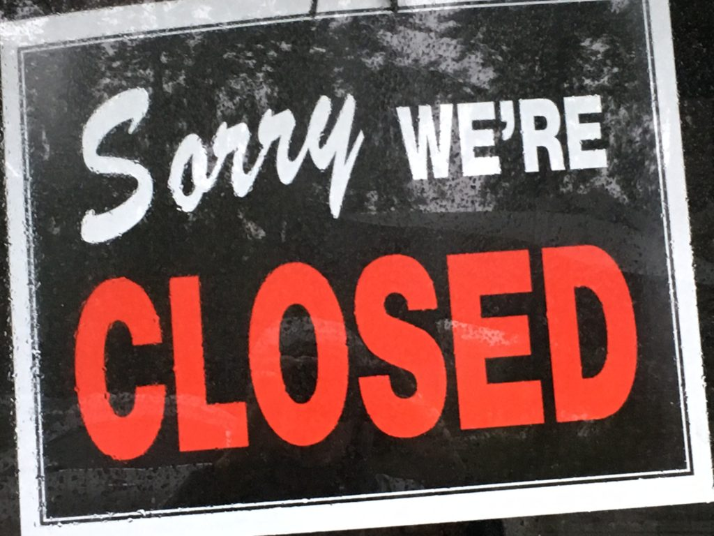 What's open & closed for Holiday Monday
