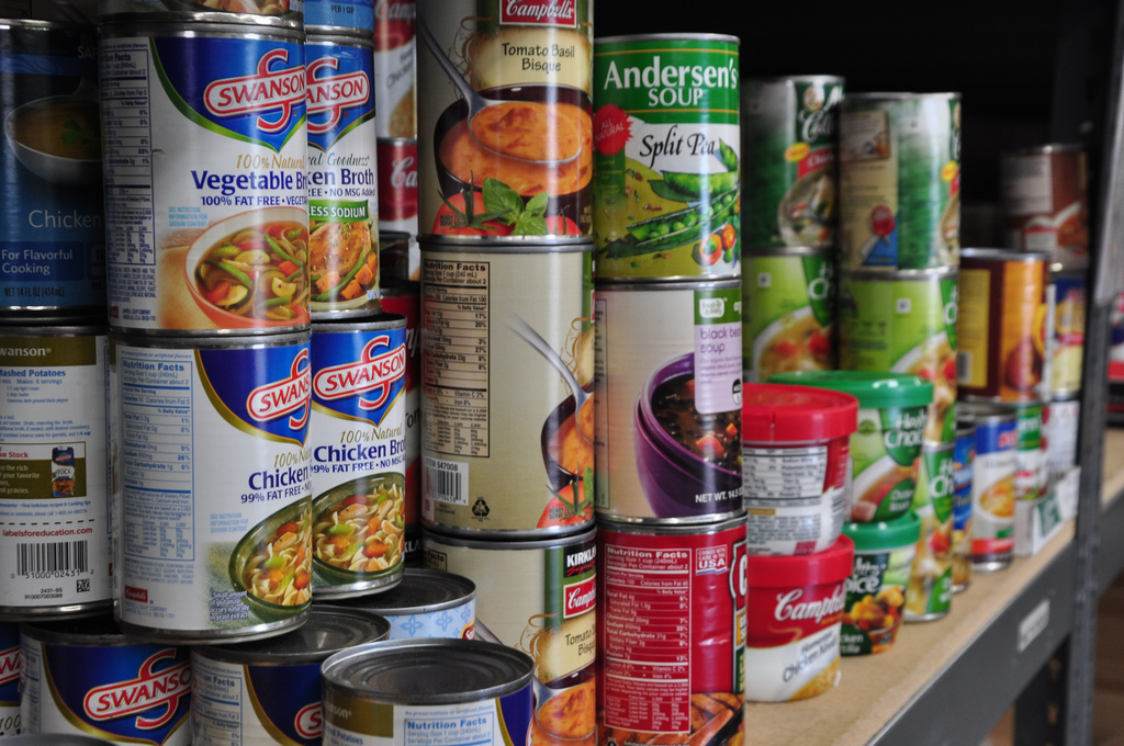 Trenton Care and Share food drive begins Saturday