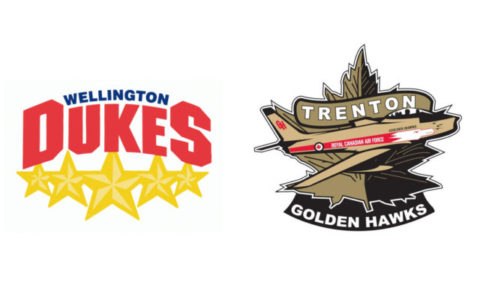 Dukes top Golden Hawks in OJHL pre season opener