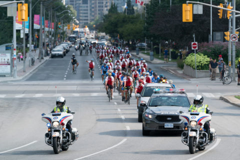 Third annual Highway of Heroes Bike Ride set for Saturday