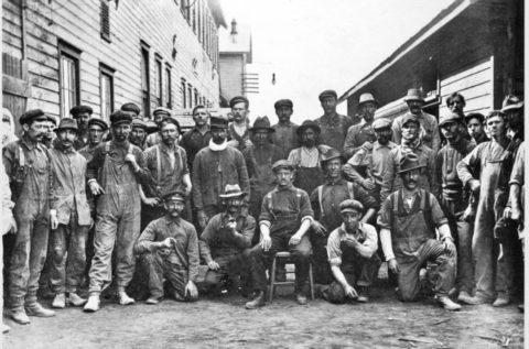 Honouring Marmora area miners
