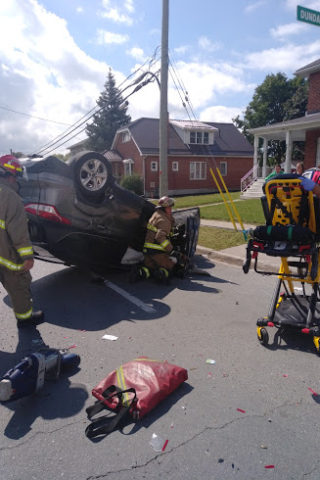 Quinte West emergency services busy
